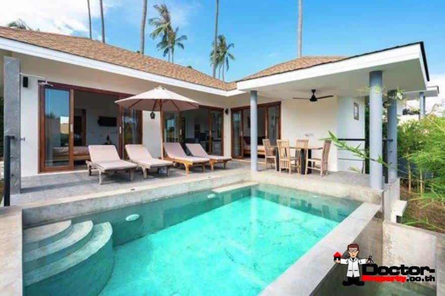 2 Bedroom Pool Villa Hua Thanon - Koh Samui - for sale