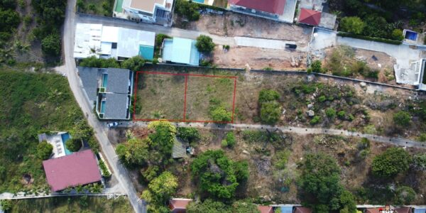 Sea View Land – Plai Laem, Koh Samui – For Sale