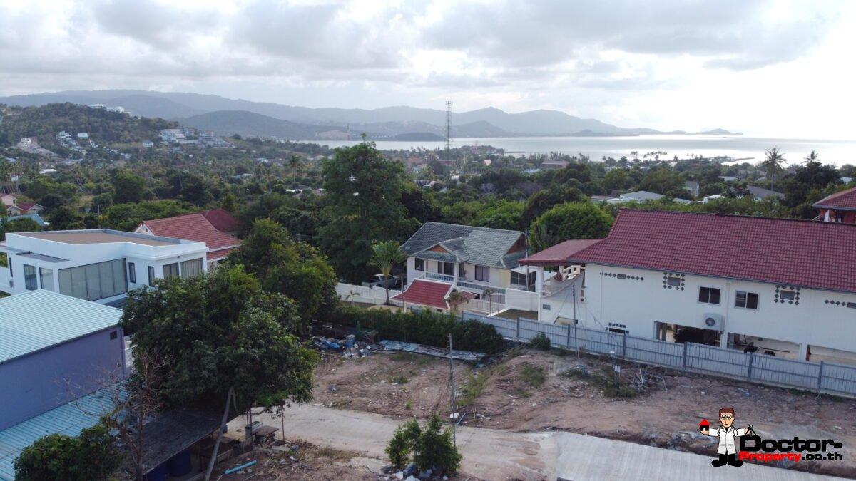 Sea View Land – Plai Laem, Koh Samui – For Sale