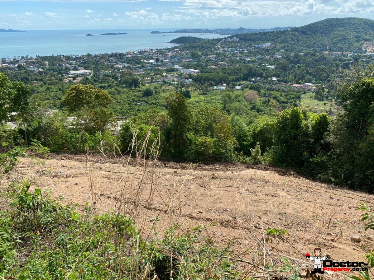 Perfect Sea View Land - Bophut - Koh Samui - for sale