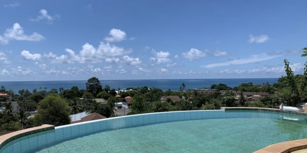 3 Bedroom + 5 Bedroom Apartments Villa - Lamai, Koh Samui - For sale