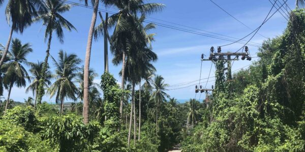 Sea View Land - Chaweng - Koh Samui - for sale