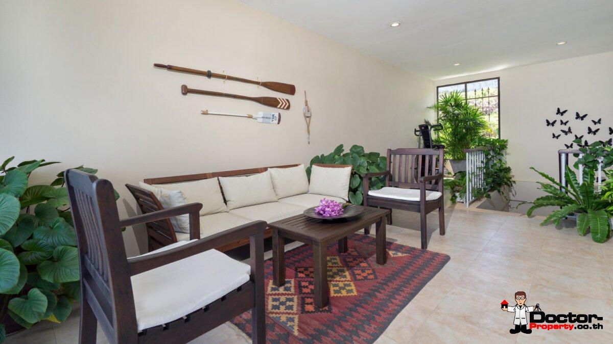 6 Bedroom Sea View Villa - Chaweng - Koh Samui - for sale