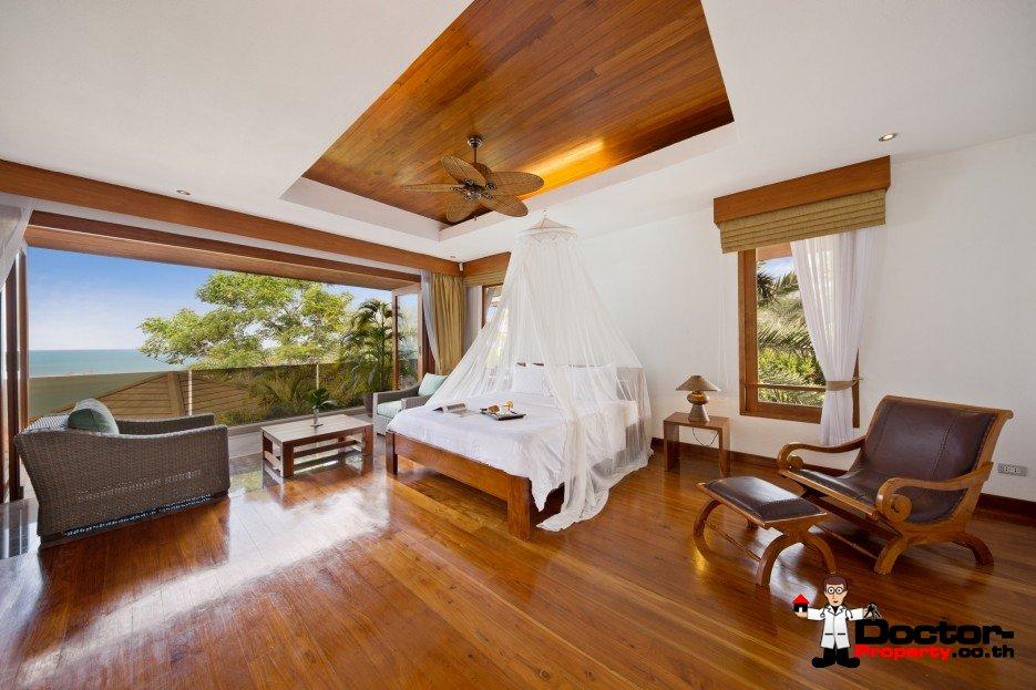 Stunning 4 Bedroom Sea View Villa - Plai Laem - Koh Samui - for sale