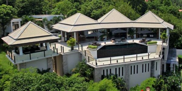 4 Bedroom Villa with Sea View - Bang Makham- Koh Samui - for sale