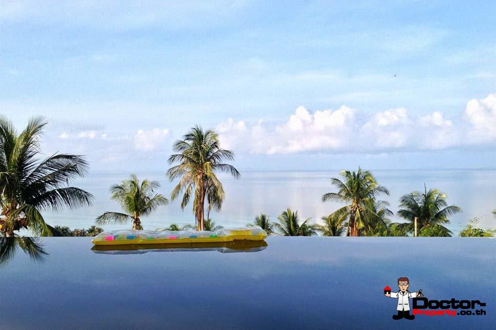 4 Bedroom Villa with Sea View - Bang Makham- Koh Samui - for sale