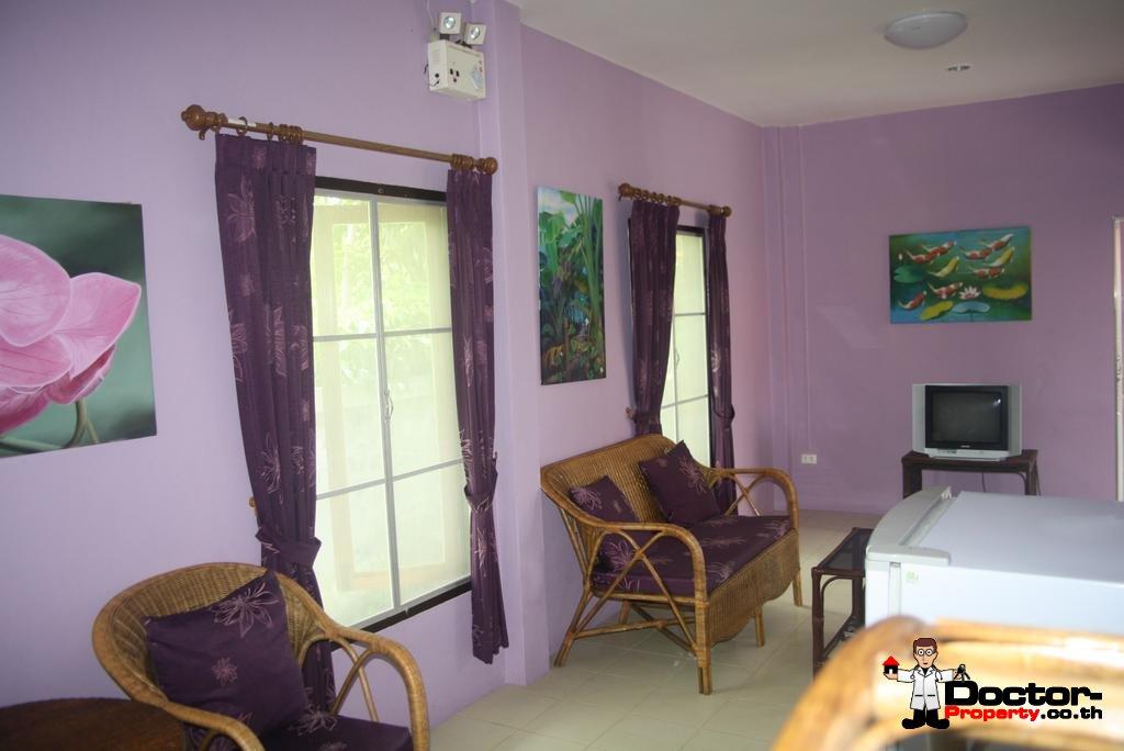 Small Resort 8 Bed - Laem Set - Koh Samui - for sale