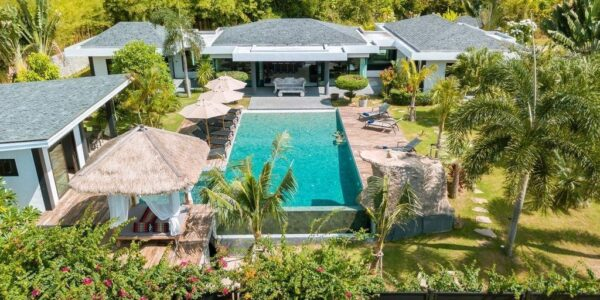 4 Bedroom Pool Villa - Mae Nam - Koh Samui - for sale