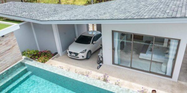 New 3 Bedroom Pool Villa - Plai Laem - Koh Samui - for sale