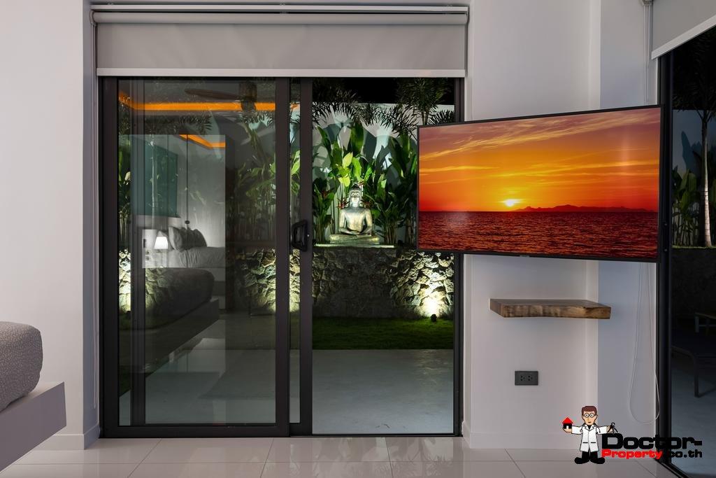 New 3 Bedroom Pool Villa - Mae Nam - Koh Samui - for sale