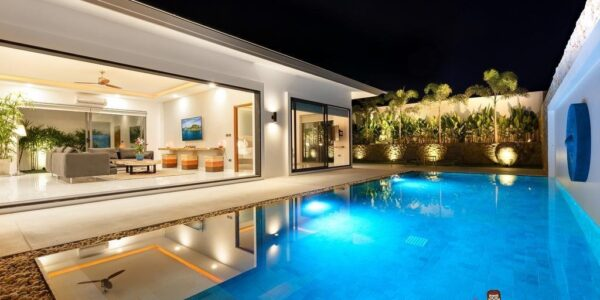 New 3 Bedroom Pool Villa - Mae Nam - Koh Samui - for sale