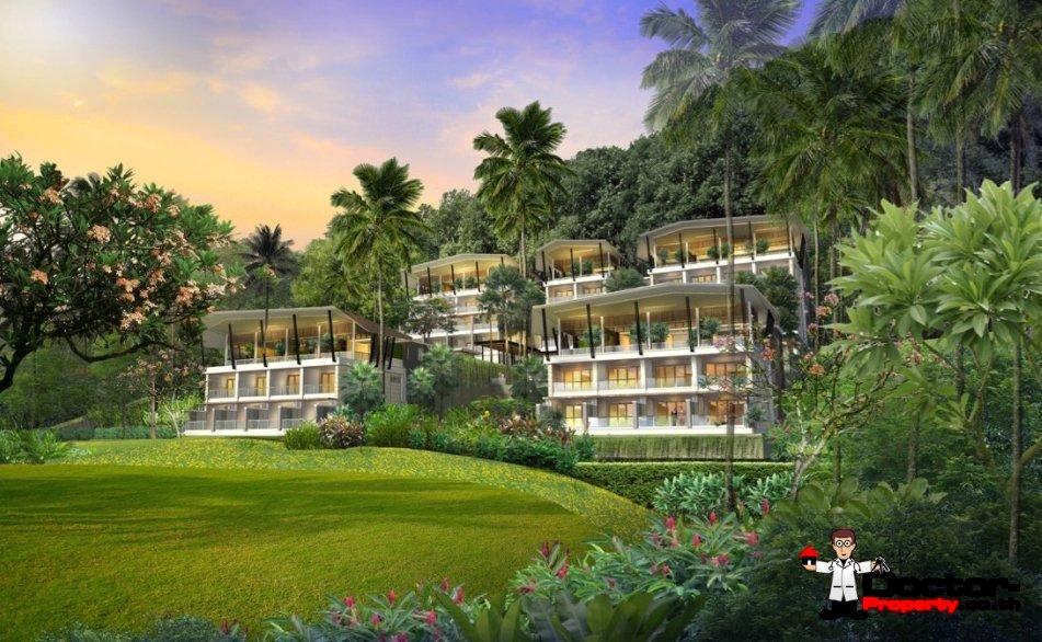 Luxury Condominium with Sea View - Bo Phut, Koh Samui - For Sale