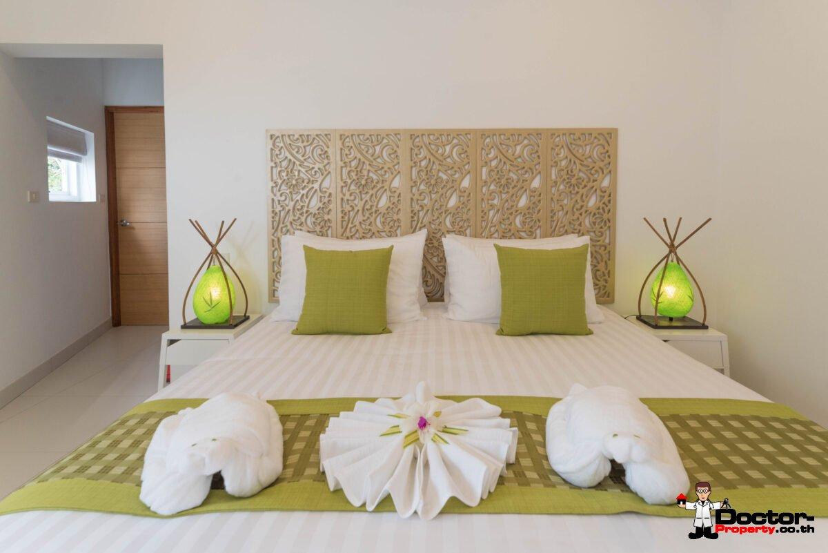 4 Bedroom Sea View Villa - Chaweng - Koh Samui - for sale