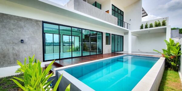 New 2 Bedroom Pool Villa - Mae Nam - Koh Samui - for sale