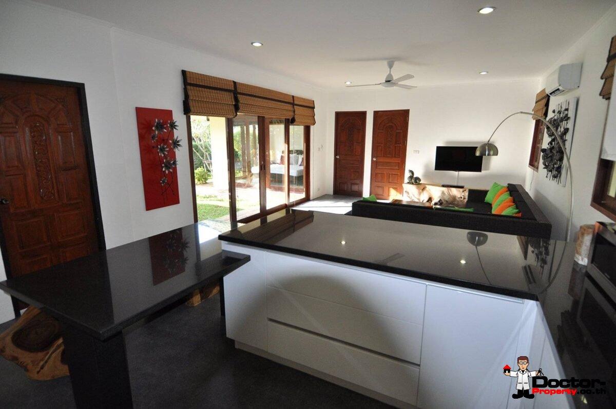4 Bedroom Pool Villa - Choeng Mon - Koh Samui - for sale