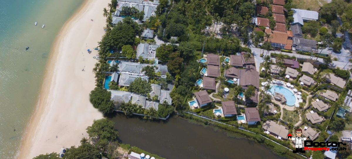 25 Room Beachfront Resort – Mae Nam – Koh Samui – For Sale