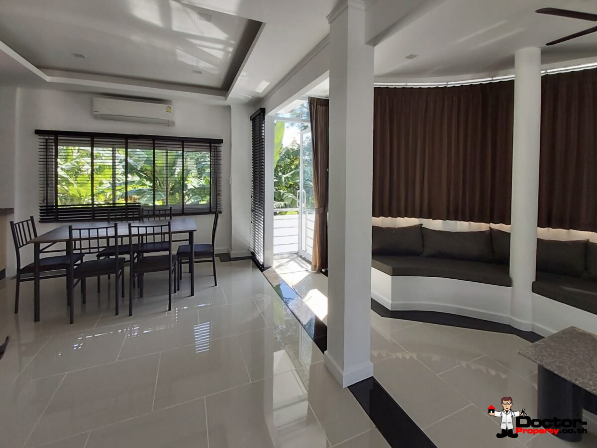 New 4 Bedroom House, Close to Beach – Plai Laem, Koh Samui – For Sale