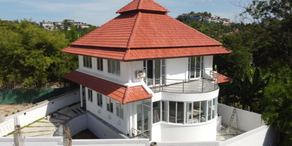 New 4 Bedroom House with Pool, Close to Beach – Plai Laem, Koh Samui – For Sale