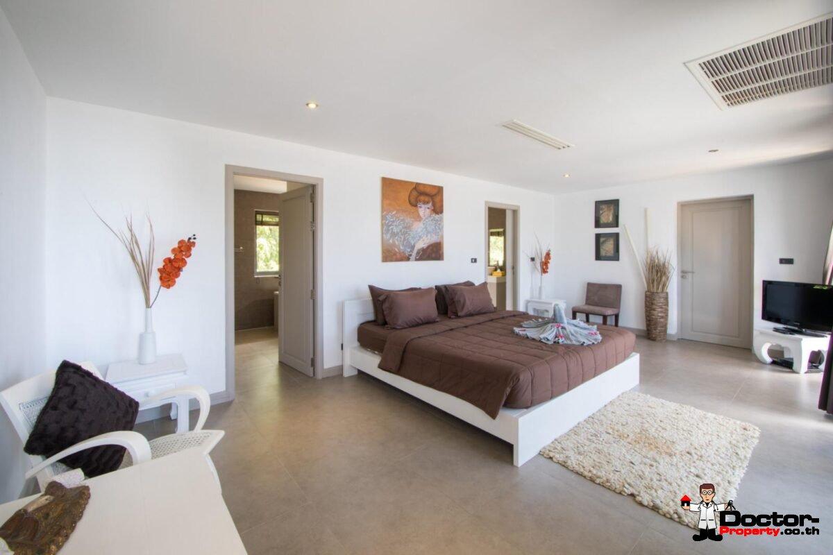 Fantastic 3 Bedroom Villa on the Beach - Bang Rak - Koh Samui - for sale