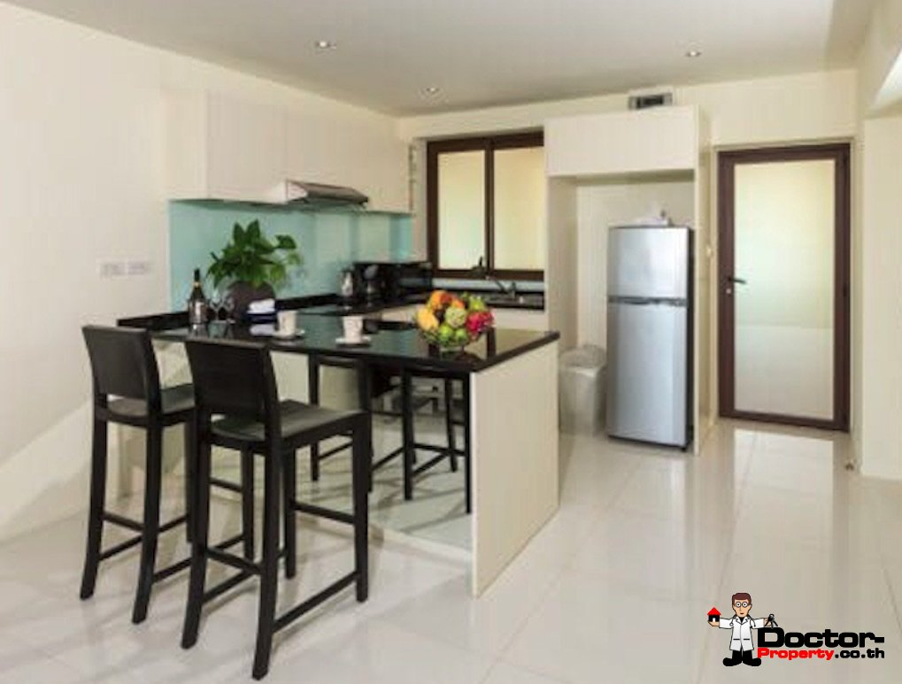 Sea View 12 Bedroom Apartment Building - Bang Rak - Koh Samui - for sale