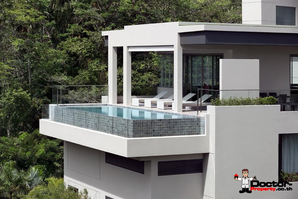 2 Bedroom Exclusive Penthouses with Sea Views - Layan Beach - Phuket - for sale