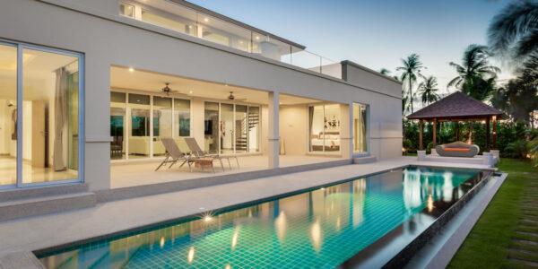 3 Bedroom Pool Villa – The Vineyard La Residence – Mabprachan – East Pattaya – for sale