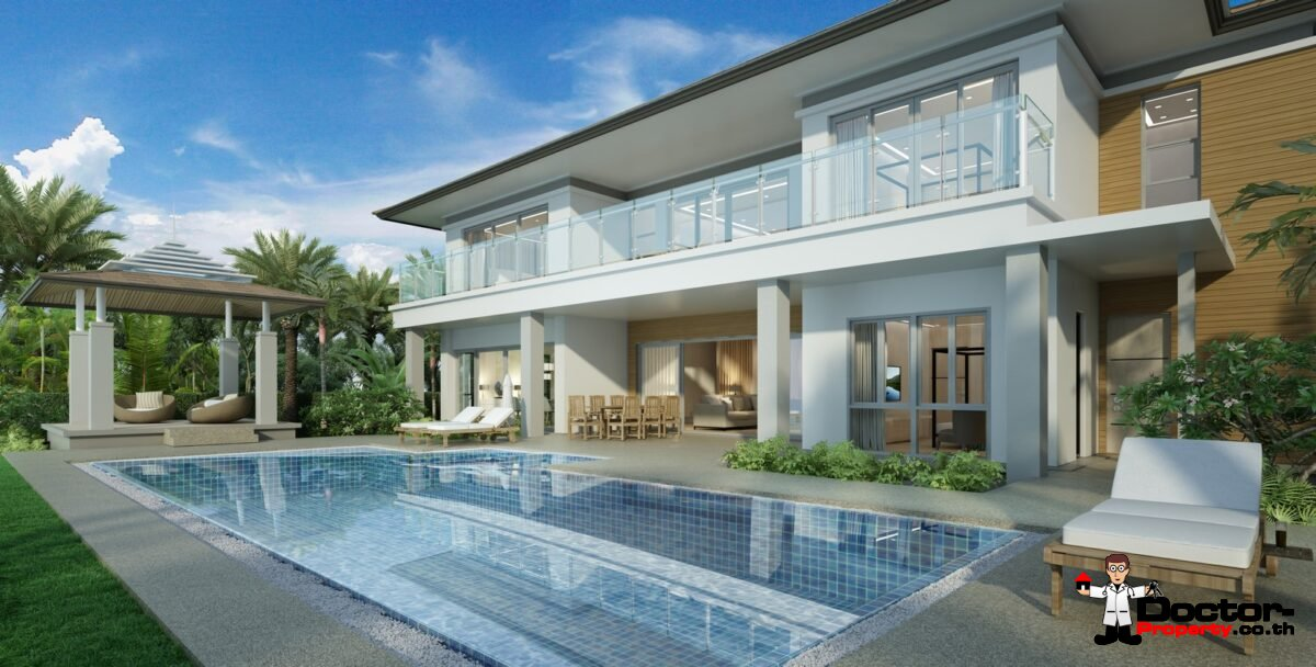 4 Bedroom Laguna Villa - Bang Tao Beach - Phuket - for sale