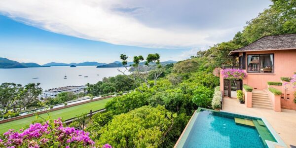 4 Bedroom Luxury Sea View Villa - Sri Panwa Estate - Cape Panwa - Phuket - for sale