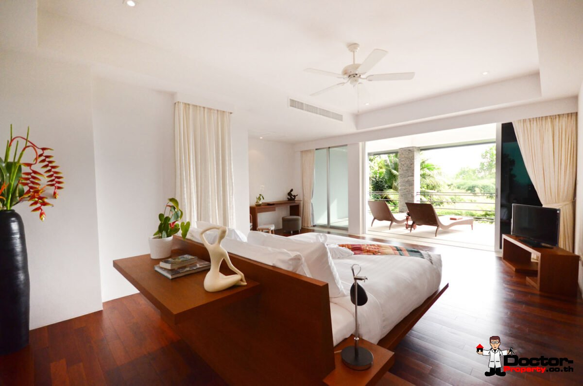 4 Bedroom Modern Sea View Pool Villa - Layan Beach - Phuket - for sale