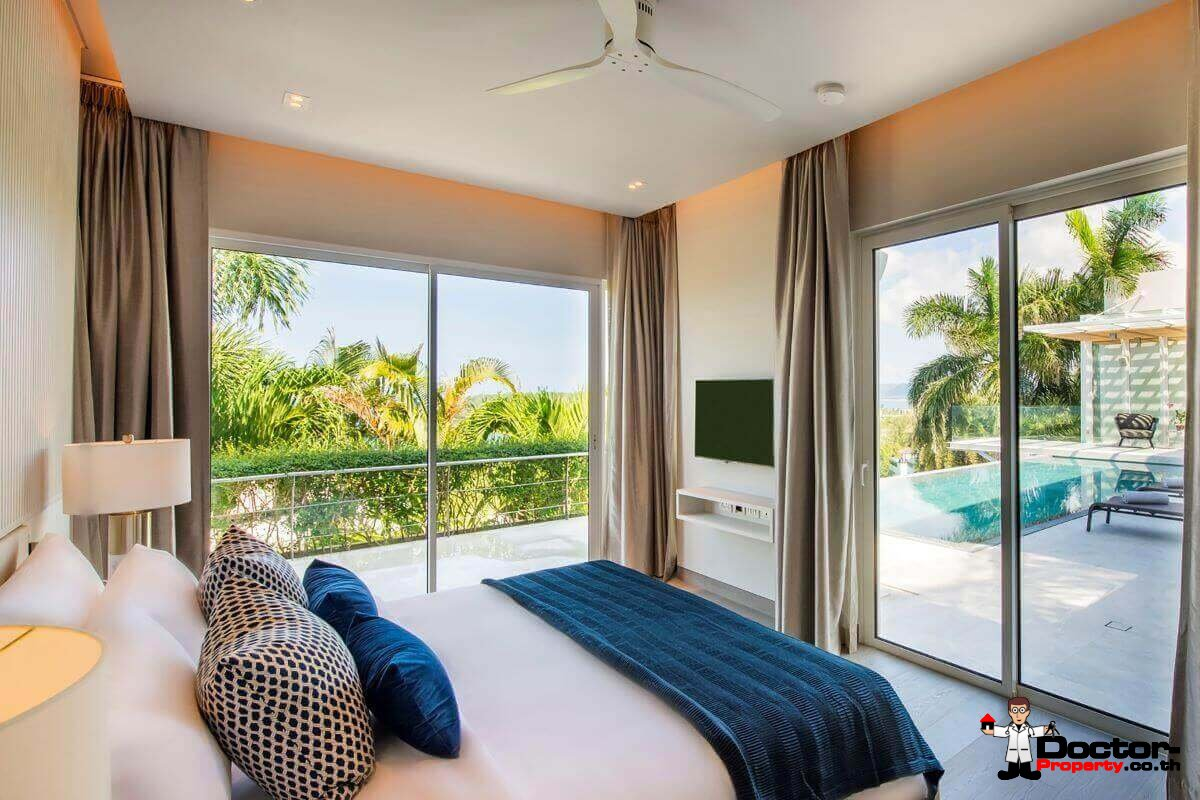 4 Bedroom Ultra Luxury Sea View Villa - Surin Beach - Phuket - for sale