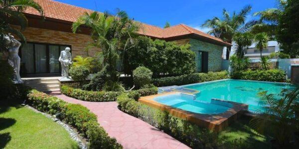 3 Bedroom Villa – Majestic Residence Village – Pratumnak Hill – South Pattaya – for sale