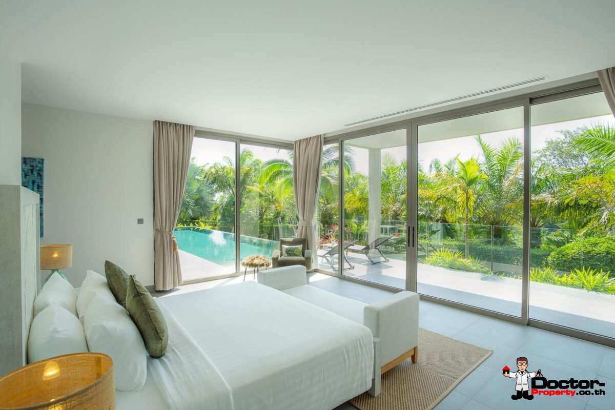 4 Bedroom Villa - The Pavilions Phuket Residence - Layan Beach - Phuket - for sale