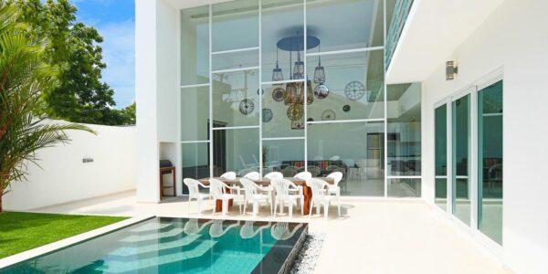 6 Bedroom Luxury Pool Villa - Phra Tam Nak - Pattaya - for sale