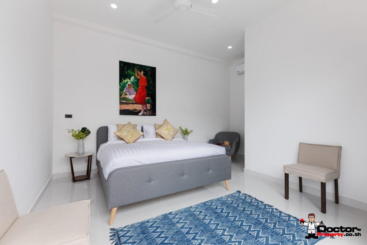 7 Bedroom Luxury Sea View Villa - Bophut - Koh Samui - for sale