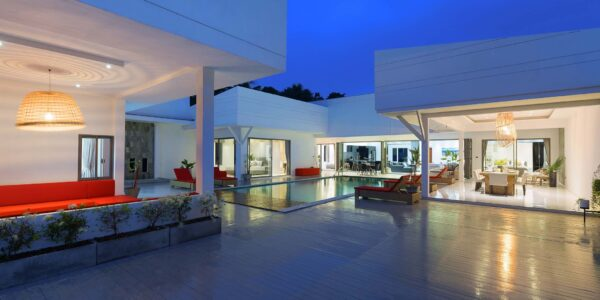 7 Bedroom Luxury Sea View Villa - Bophut - Koh Samui - for sale