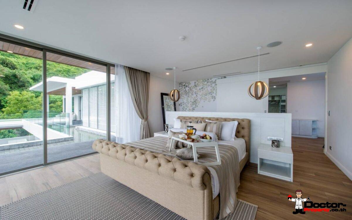 Amazing Ocean View 6 Bedroom Villa Cape Amarin Estate - Kamala - Phuket - for sale