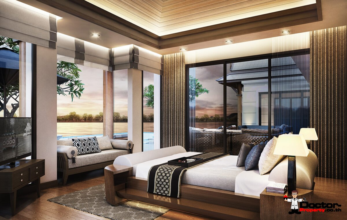 Banyan Tree Grand Residences 5 Bedroom Pool Villa - Bang Tao Beach - Phuket - for sale