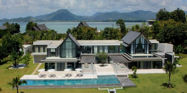 High End Luxury 6 Bedroom Villa Verai - Cape Yamu - Phuket - for sale