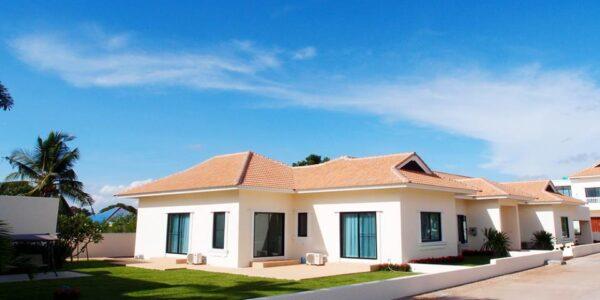 Luxurious 4 Bed Pool Villa - Mapbrachan Lake - East Pattaya - for sale