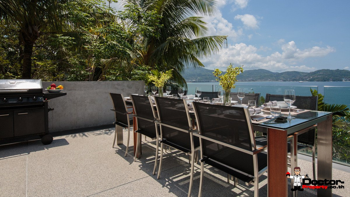 Sea View 5 Bedroom Luxury Villa Benyasiri – Kamala – Phuket – for sale