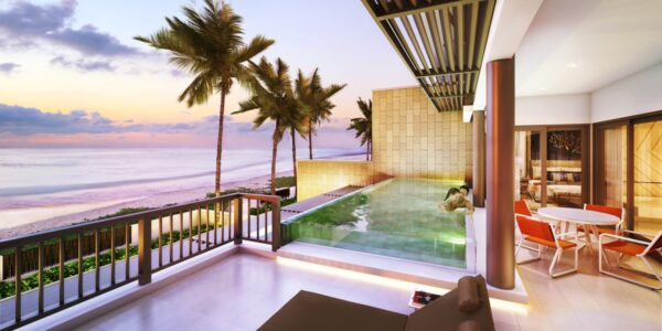 2 Bedroom Beachfront Apartments - Angsana - Laguna Bang Tao Beach - Phuket West - for sale