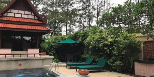 2 Bedroom Pool Villa - Banyan Tree Residence - Laguna - Bang Tao Beach - Phuket West - for sale