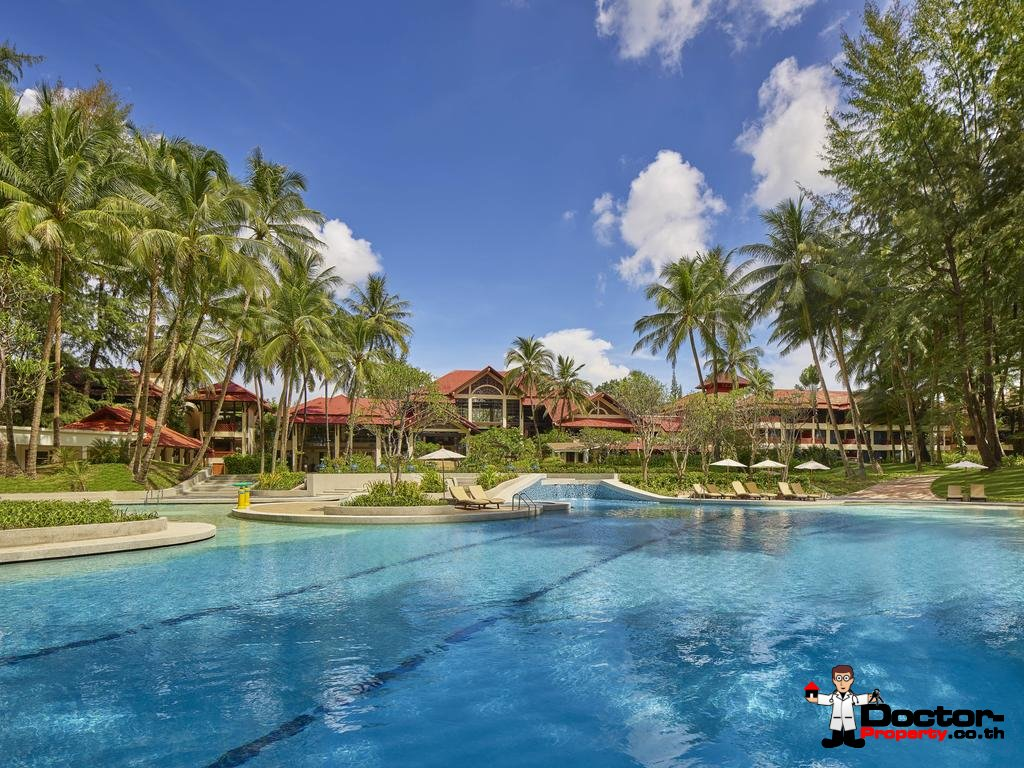 2 Bedroom Privat Pool Villa - Dusit Thani - Bang Tao Beach - Phuket West - for sale