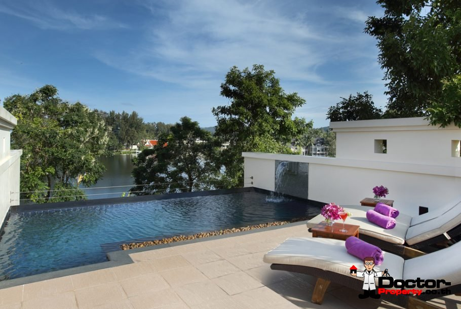 2 Bedroom Privat Pool Villa - Dusit Thani - Bang Tao Beach - Phuket West - for sale
