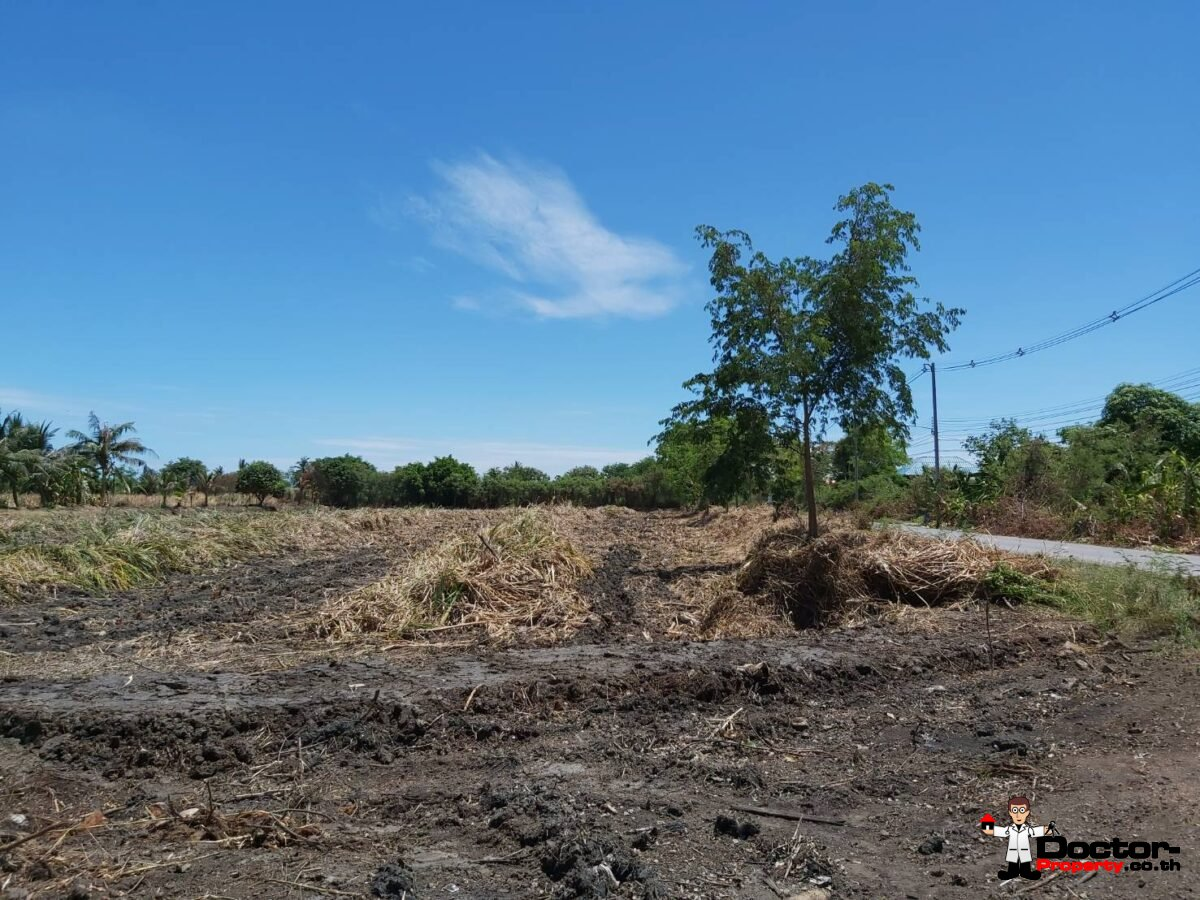 6.42 Rai (10,280sqm) Chanote land near Bangkok, For Sale