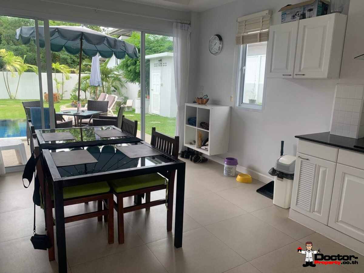 3 Bedroom Pool Villa - Lamai - Koh Samui - for sale