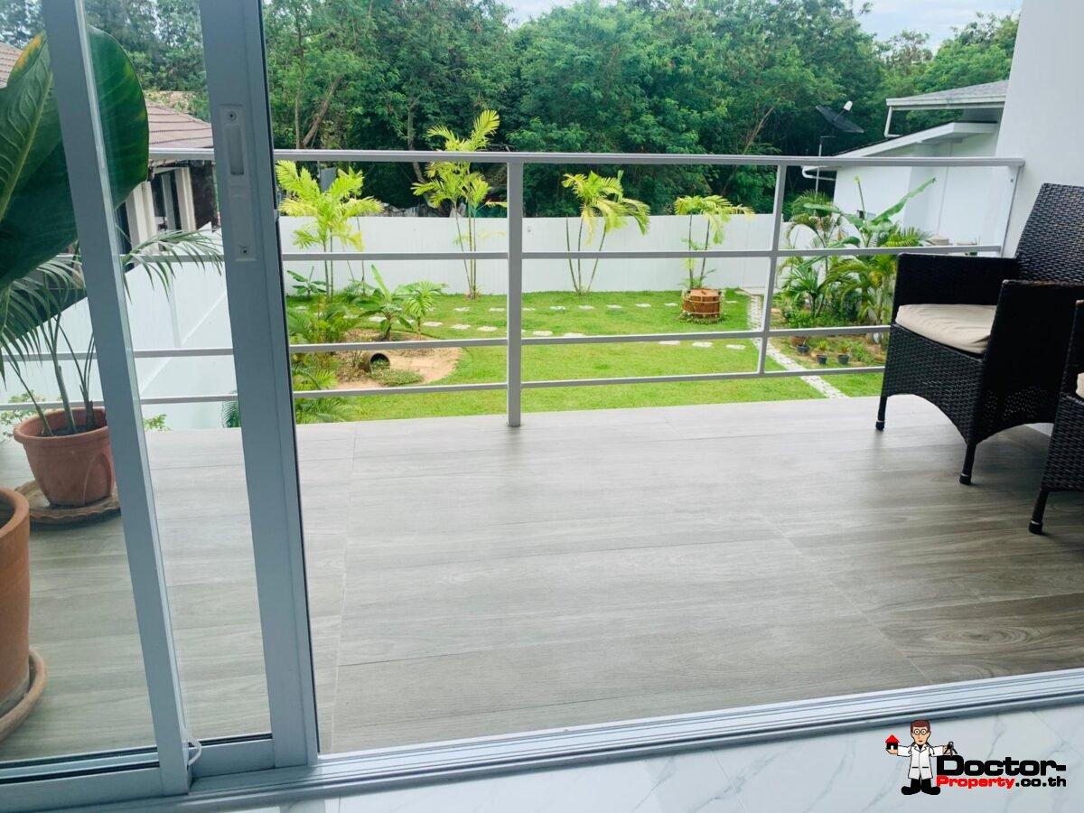 3 Bedroom Pool Villa - Lamai - Koh Samui - for sale