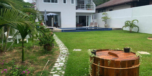 3 Bedroom Pool Villa – Lamai – Koh Samui – for sale