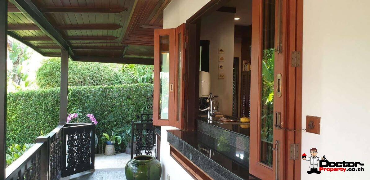 4 Bedroom Pool Villa - Baan Bua - Nai Harn Beach - Phuket South - for sale