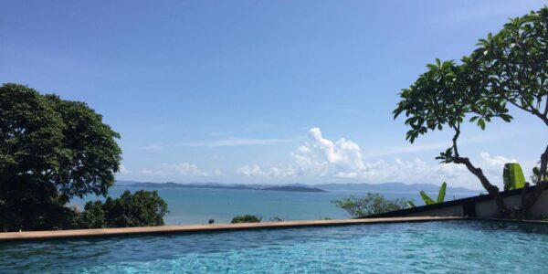 4 Bedroom Sea View Villa - Cape Heights - Cape Yamu - Phuket East - for sale